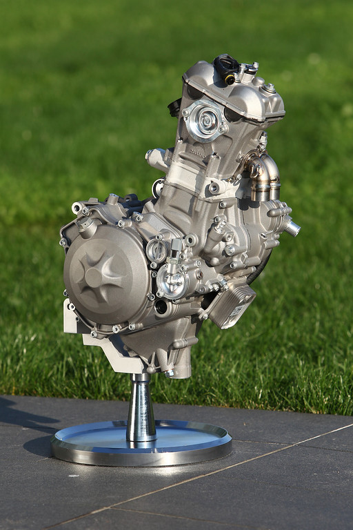 KTM Moto3 Engine