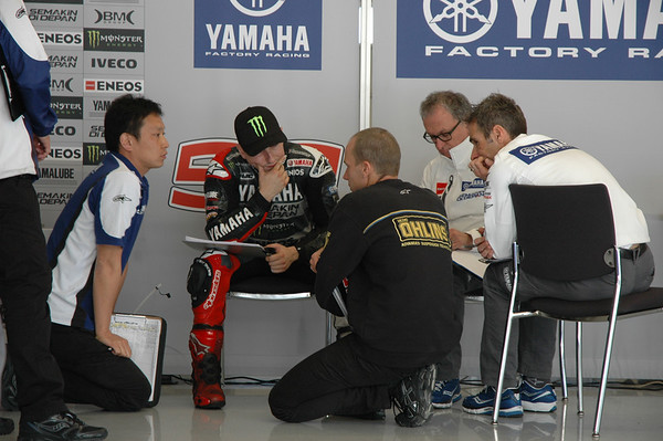 """Hmm. I am beating Valentino, so why is that I still feel so empty?  DAMN YOU MARQUEZ!"""