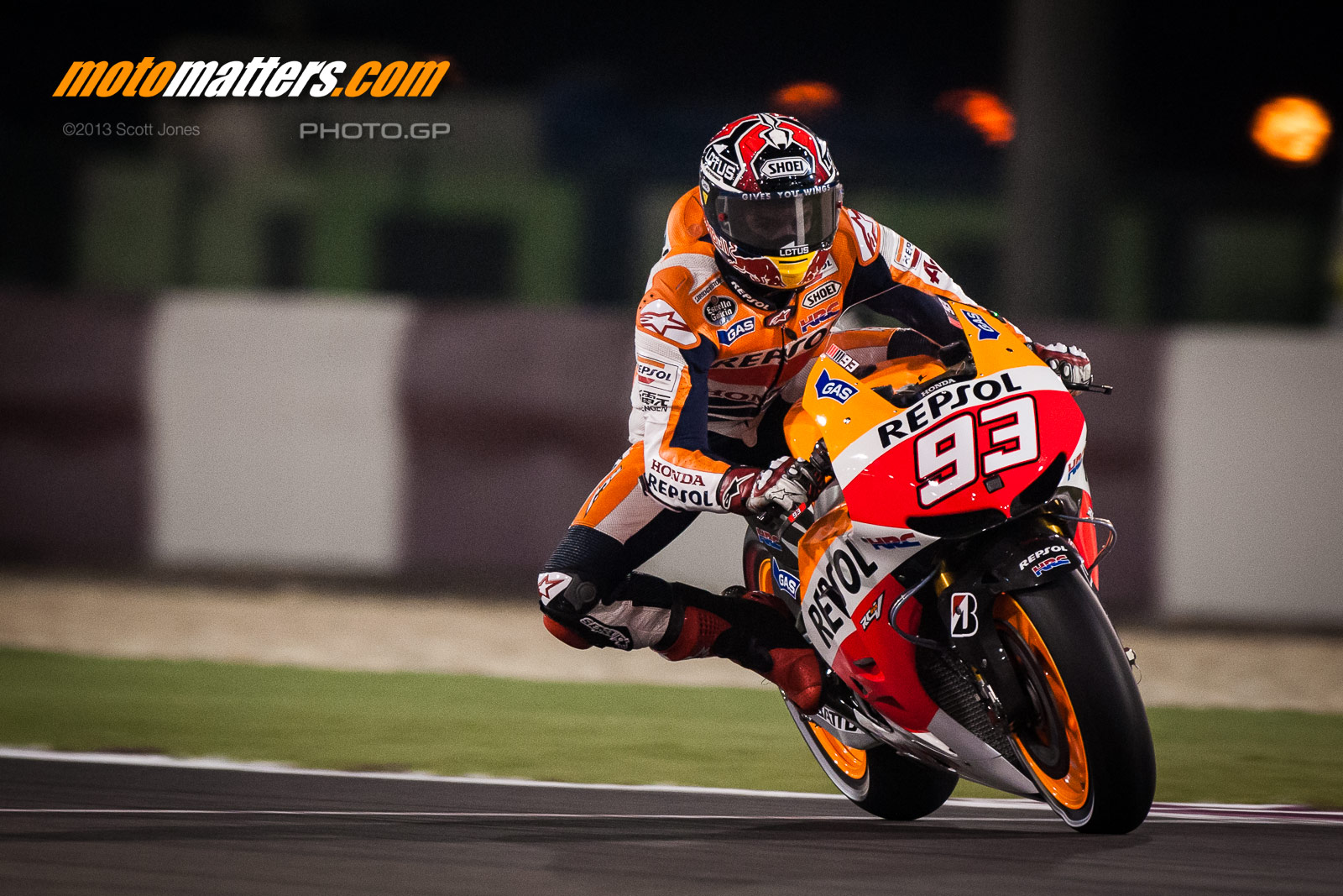 [GP] Qatar - Page 2 2013-MotoGP-01-Qatar-Thursday-0427-O