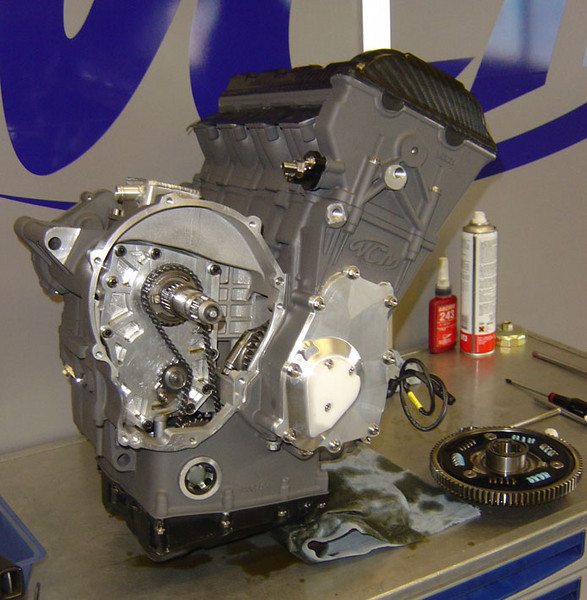 The WCM engine