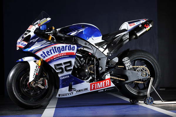 Yamaha R1 2010 James Toseland