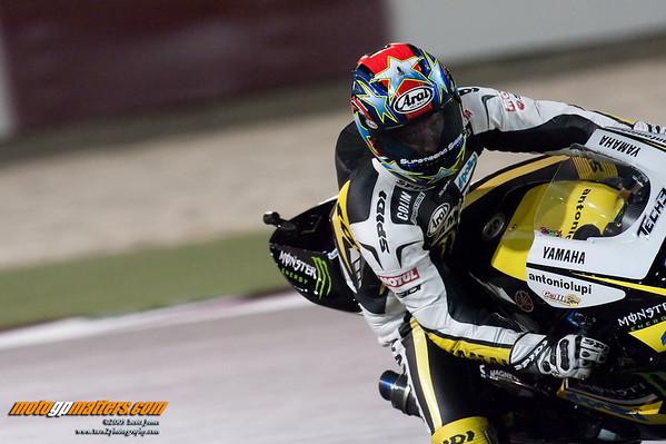 Colin Edwards, Qatar MotoGP